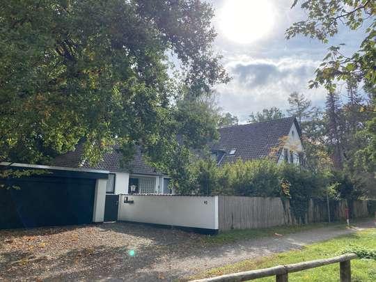 Villa auf Traumgrundstück in Toplage Isernhagen-Süd